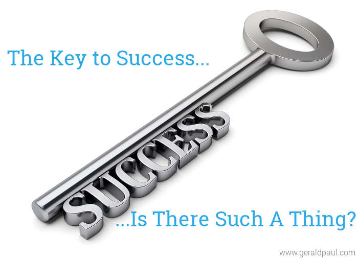 "The ""Key"" to Success: Is There Such a Thing?—Part Two"