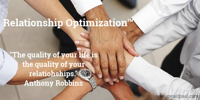 Relationship Optimization™ Overview