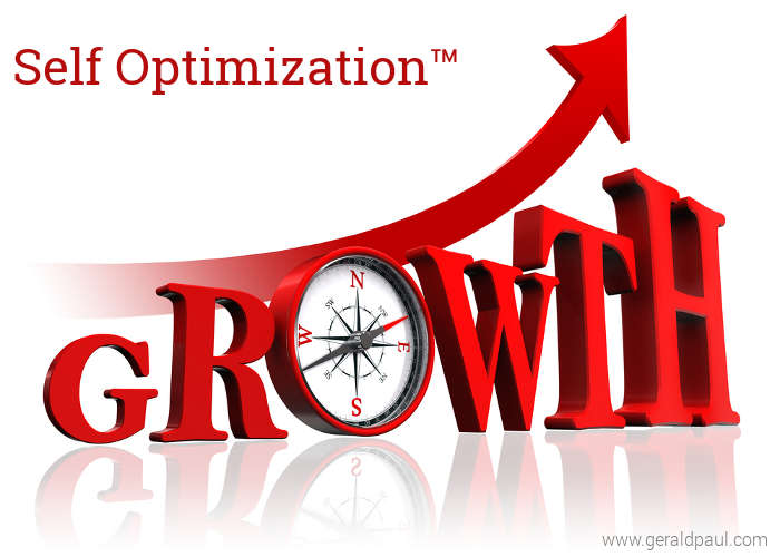 Self Optimization: Growth Arrow Compass | Professional Speaker